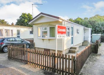 Thumbnail 2 bed mobile/park home for sale in Werrington Grove, Werrington, Peterborough