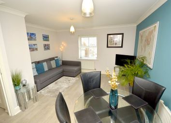 Thumbnail 2 bed flat for sale in Edelin Road, Bearsted, Maidstone, Kent