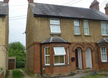 Thumbnail 3 bed semi-detached house to rent in Sundon Road, Harlington, Dunstable, Beds