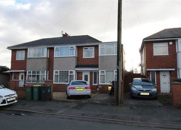 Thumbnail 4 bed property for sale in Aldwych Drive, Preston