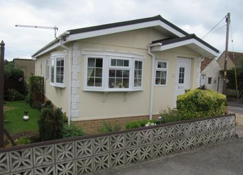 Thumbnail 2 bed mobile/park home for sale in Greenacres Park, Coppits Hill, Yeovil, Somerset