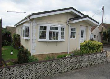 2 bed mobile/park home for sale in Greenacres Park, Coppits Hill, Yeovil, Somerset BA21
