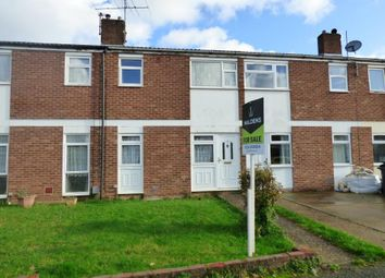 Thumbnail 3 bed terraced house for sale in Kempston, Beds