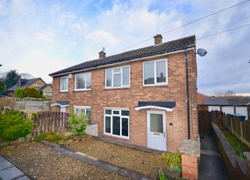 Thumbnail 2 bed semi-detached house for sale in Hodgkinson Avenue, Penistone