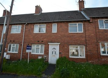 Thumbnail 3 bedroom terraced house for sale in Dundonald Road, Chesterfield