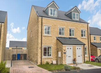 Thumbnail 3 bed semi-detached house for sale in Cubley Wood Drive, Penistone, Sheffield
