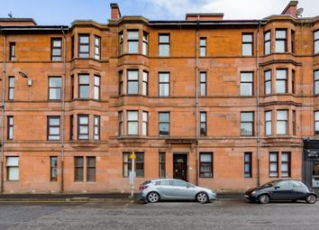 Thumbnail 1 bed flat for sale in 249 Holmlea Road, Cathcart