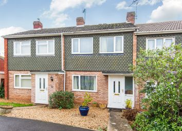 Thumbnail 3 bed terraced house for sale in Claremont Drive, Taunton