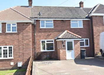 Thumbnail 3 bed terraced house for sale in Martyns Rise, Long Melford, Sudbury