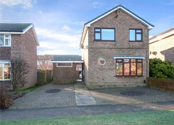 Thumbnail 3 bedroom detached house to rent in Durham Way, Harrogate, North Yorkshire
