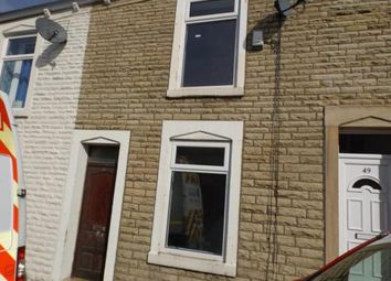 Thumbnail 2 bedroom terraced house for sale in Spring Street, Accrington, Lancashire