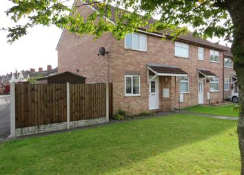 Thumbnail 2 bed end terrace house for sale in Horwood Close, Splott, Cardiff