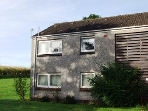 Thumbnail 1 bed flat to rent in Castlandhill Road, Rosyth, Dunfermline