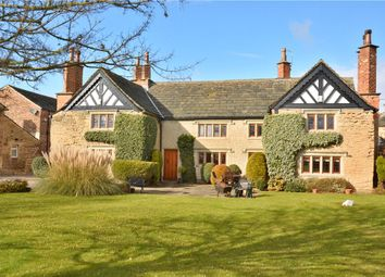 Thumbnail 6 bed detached house for sale in The Manor House, Calverley Road, Oulton, Leeds, West Yorkshire
