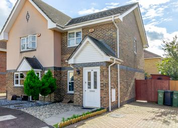 Thumbnail 2 bed semi-detached house for sale in Atlantis Close, Barking