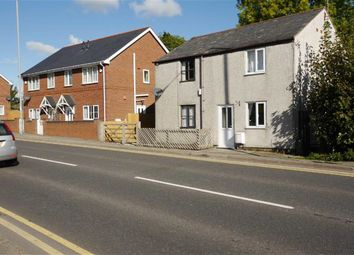 Thumbnail 1 bed semi-detached house to rent in Chester Road, Mold, Flintshire