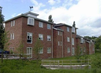 Thumbnail 2 bed flat for sale in Westbury Court, Westbury Drive, Macclesfield, Cheshire