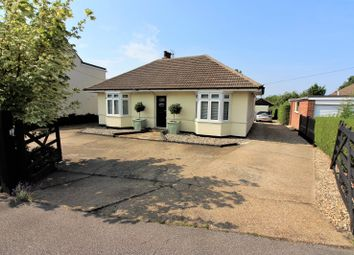 Thumbnail 3 bedroom detached bungalow for sale in Beccles Road, Carlton Colville