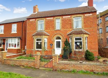Thumbnail 3 bed detached house for sale in Wollaston Road, Bozeat, Northamptonshire
