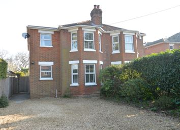 3 bed semi-detached house for sale in Manor Road, New Milton, Hampshire BH25