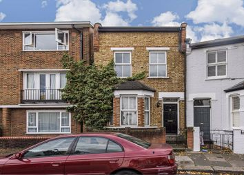 Thumbnail 3 bed terraced house for sale in Brecon Road, London