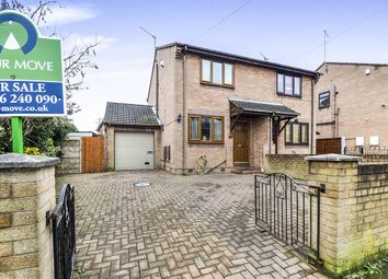 Thumbnail 2 bed semi-detached house for sale in Tudor Way, Worsbrough, Barnsley