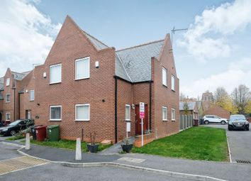 Thumbnail 2 bed end terrace house for sale in Old School Lane, Creswell, Worksop