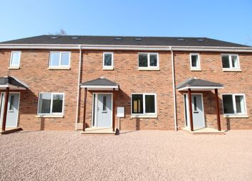 Thumbnail 4 bed terraced house for sale in Cheshire Point Station Road, Madeley, Crewe