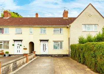 Thumbnail 3 bed terraced house for sale in Wordsworth Road, Horfield, Bristol