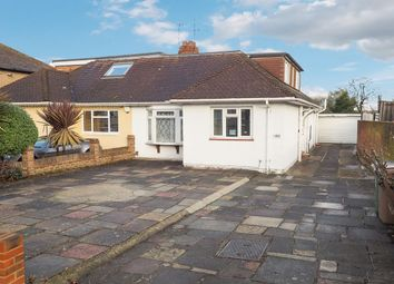 Thumbnail 3 bed bungalow for sale in Sutton Common Road, North Cheam, Sutton
