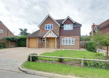 Thumbnail 4 bed detached house for sale in Plough Orchards, Weston Turville, Aylesbury