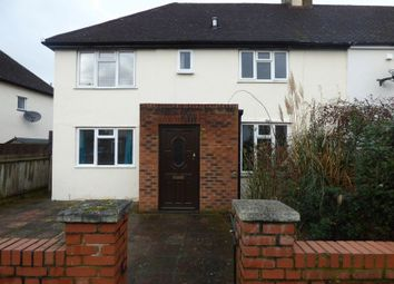 Thumbnail 4 bed semi-detached house for sale in Fullers Avenue, Tolworth, Surbiton
