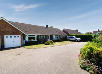 Thumbnail 5 bed detached bungalow for sale in Ipswich Road, Tattingstone, Ipswich, Suffolk