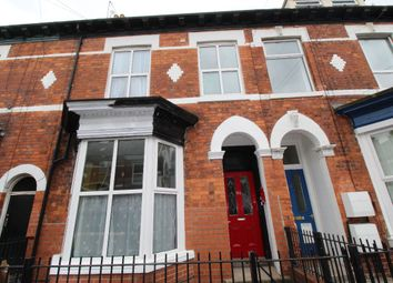 Thumbnail 4 bed terraced house to rent in Morpeth Street, Hull