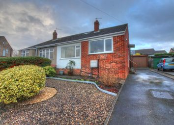 Thumbnail 2 bed bungalow for sale in Coppice Wood Crescent, Yeadon, Leeds