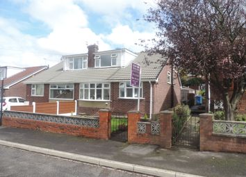 Thumbnail 3 bed semi-detached bungalow for sale in Angela Avenue, Royton, Oldham