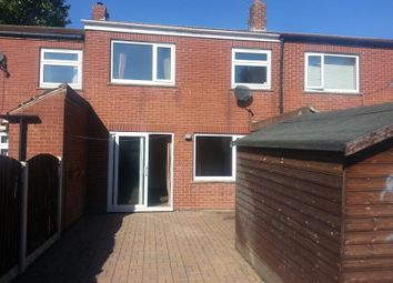 Thumbnail 2 bed terraced house to rent in Norbrook Way, Whiston, Rotherham