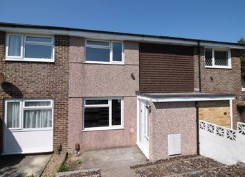Thumbnail 3 bed terraced house for sale in Beckford Close, Plympton, Plymouth