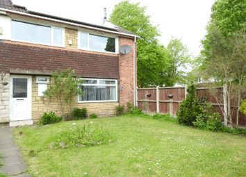 Thumbnail 4 bed end terrace house for sale in Bethnall Walk, Bulwell, Nottingham, Nottinghamshire
