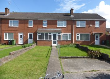 Thumbnail 3 bedroom terraced house for sale in Honiton Road, Llanrumney, Cardiff