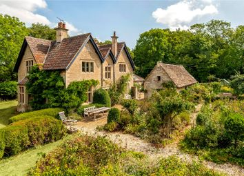 Thumbnail 4 bed detached house for sale in Great Chalfield, Wiltshire