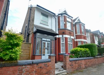 Thumbnail 3 bed semi-detached house for sale in Manor Avenue, Manchester