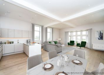 Thumbnail 3 bed flat for sale in Apartment 1 At The Links, Rest Bay, Porthcawl