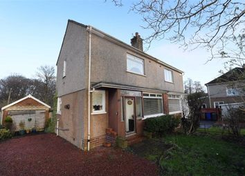 Thumbnail 2 bed semi-detached house for sale in Moorhouse Avenue, Paisley