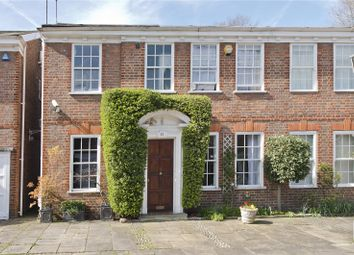 Thumbnail 4 bedroom end terrace house for sale in Pembroke Gardens Close, London