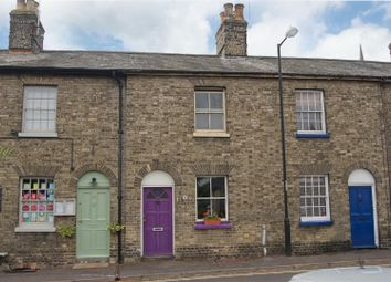 Thumbnail 2 bed terraced house for sale in Cannon Street, Bury St. Edmunds