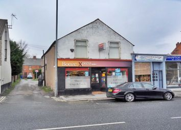 Thumbnail Commercial property for sale in Booze Express, Chatsworth Road, Chesterfield