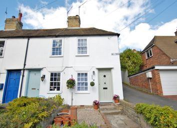 Thumbnail 2 bed end terrace house for sale in Mill Road, Hythe
