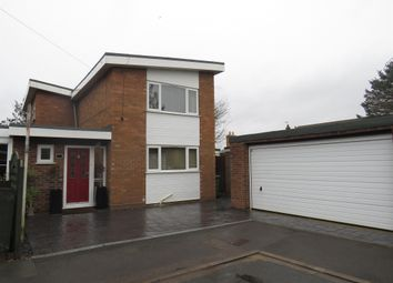 Thumbnail 3 bed detached house for sale in Elm Close, March