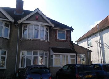 Thumbnail 8 bedroom semi-detached house to rent in Sirdar Road, Highfield, Southampton